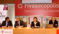 Gildo Seisdedos, José Masa, María Castellanos y Ángel Uztarroz