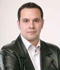 Fernandez Moreno, concejal de Mantenimiento de Rivas-Vaciamadrid.