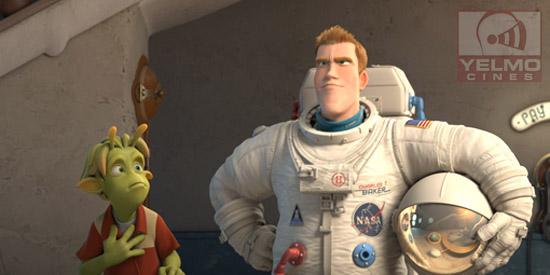 Planet 51 en Yelmo Cines Rivas Futura.