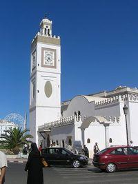 Mezquita de El Jedid, en Argel. Foto Damien Boilley.