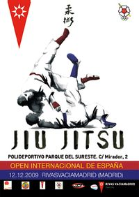 Open Internacional de España de Jiu Jitsu.