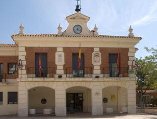 Casa Consistorial de Rivas-Vaciamadrid