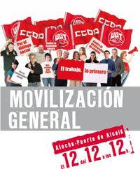 Movilización General 12 del 12 de 2009.