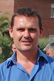 Antonio Montes, concejal de IU en Velilla de San Antonio.