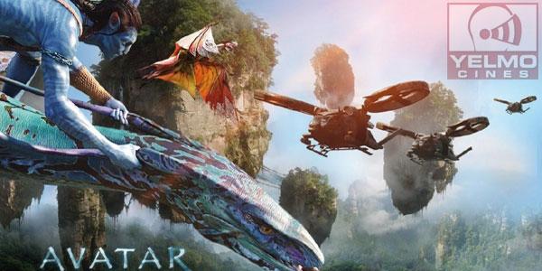 Avatar en Yelmo Cines Rivas Futura.
