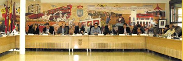 Pleno Municipal de Rivas-Vaciamadrid